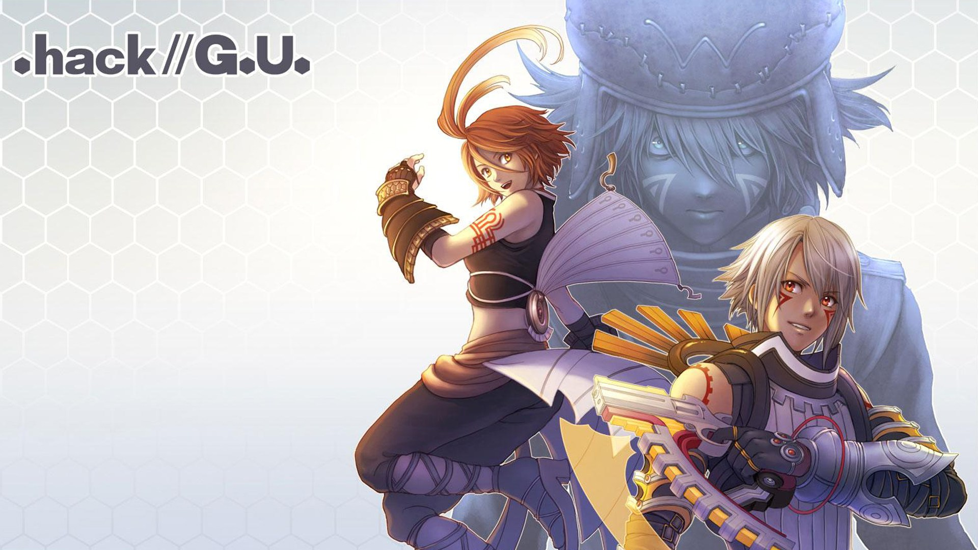 hack hackGU Haseo HD Wallpaper Background 16175 Wallur 1920x1080