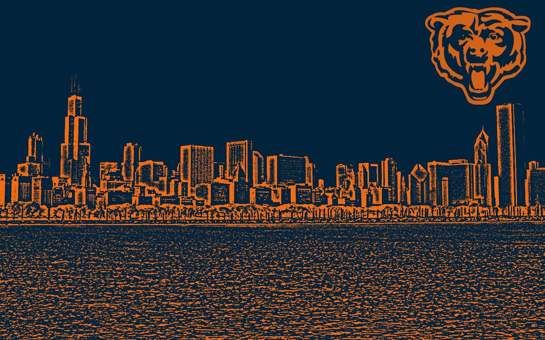 Chicago Bears Wallpaper 6889528 1440x900