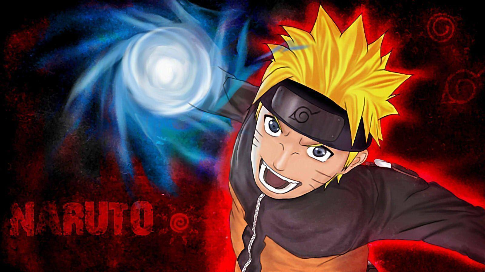 When did Naruto using rasengan pictures