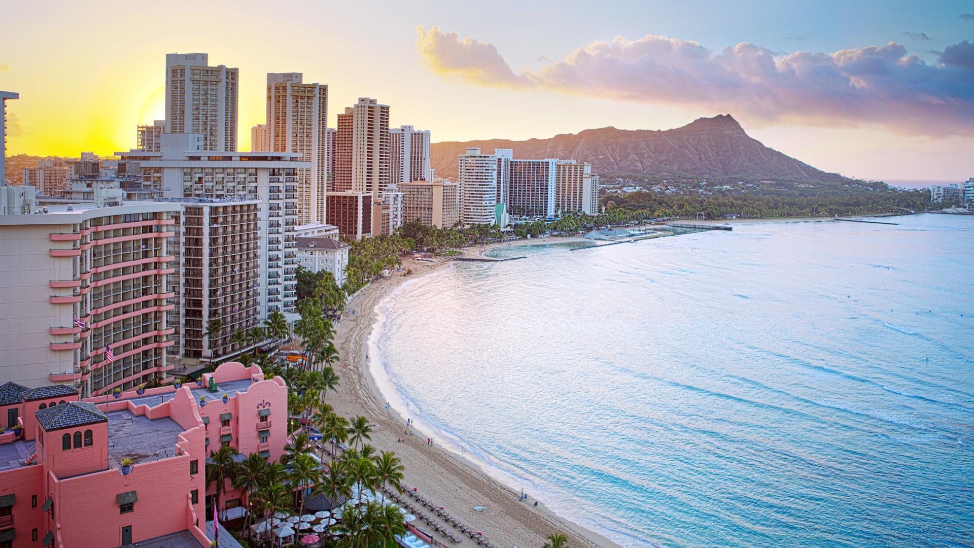 60 Oahu Beach Wallpapers   Download at WallpaperBro 1920x1080