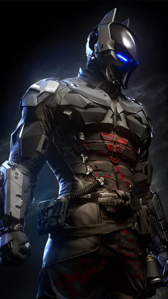 Batman Arkham Knight Game iPhone 6 6 Plus and iPhone 54 Wallpapers 540x960