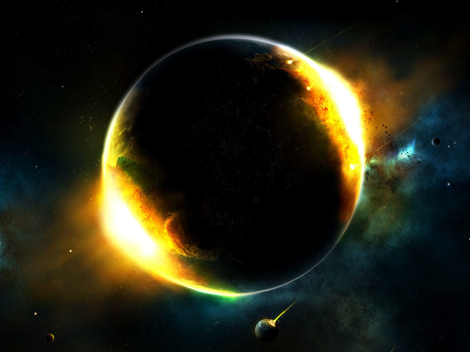 Universe Artistic Wallpapers HD 1600x Photo 18 of 54 1600x1200