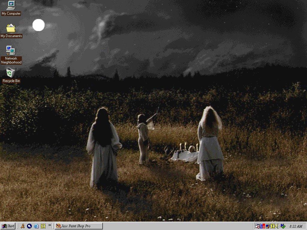Download Pagan Desktop Wallpaper Wiccan desktop [1024x768] | 45+