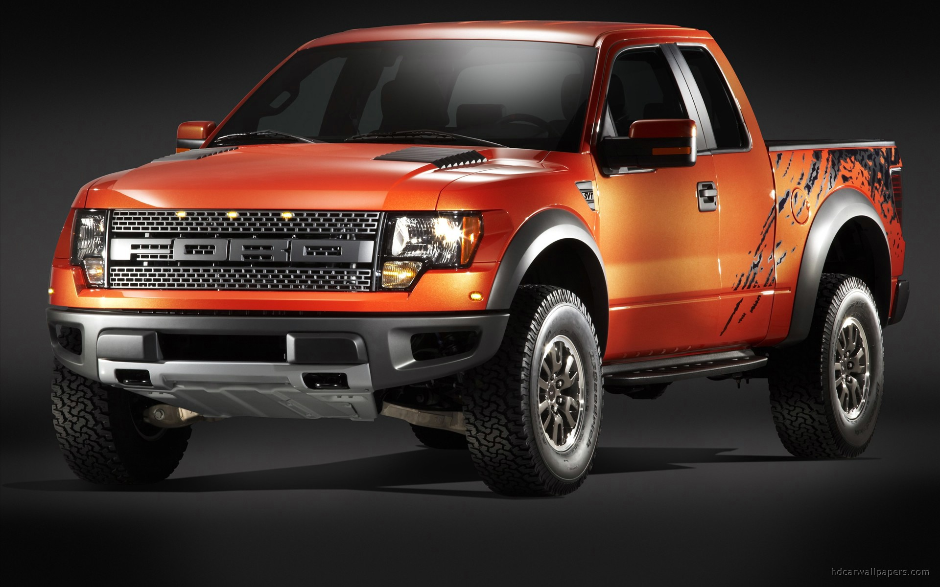 Ford F 150 Svt Raptor wallpaper - 308962