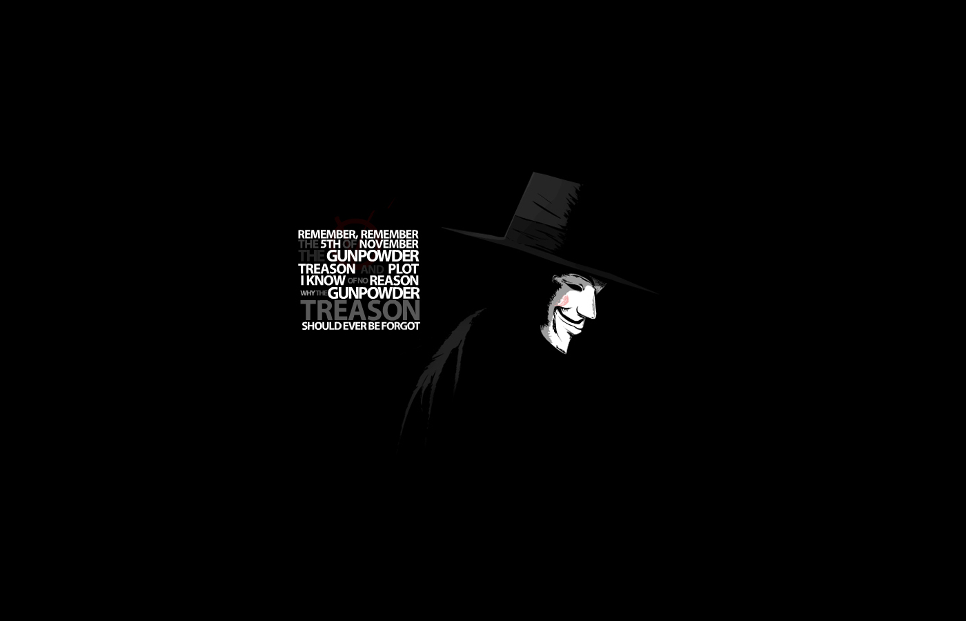 you are viewing v for vendetta hd wallpaper color palette tags v 1400x900