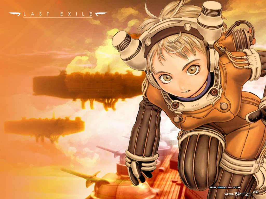 Last Exile Anime Review 1024x768