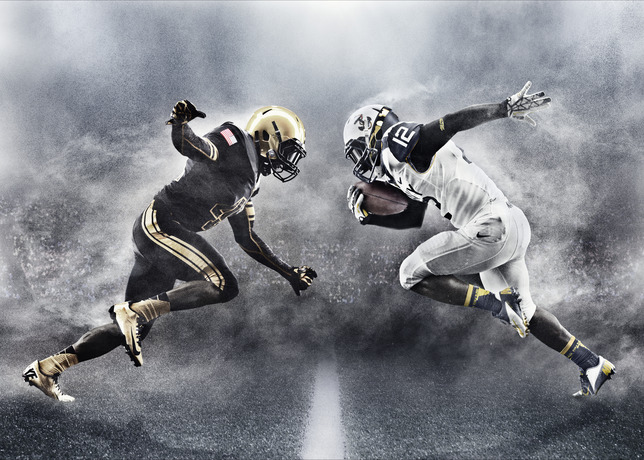 Army and Navy Reveal New Nike Football Uniforms Sole Collector 644x460