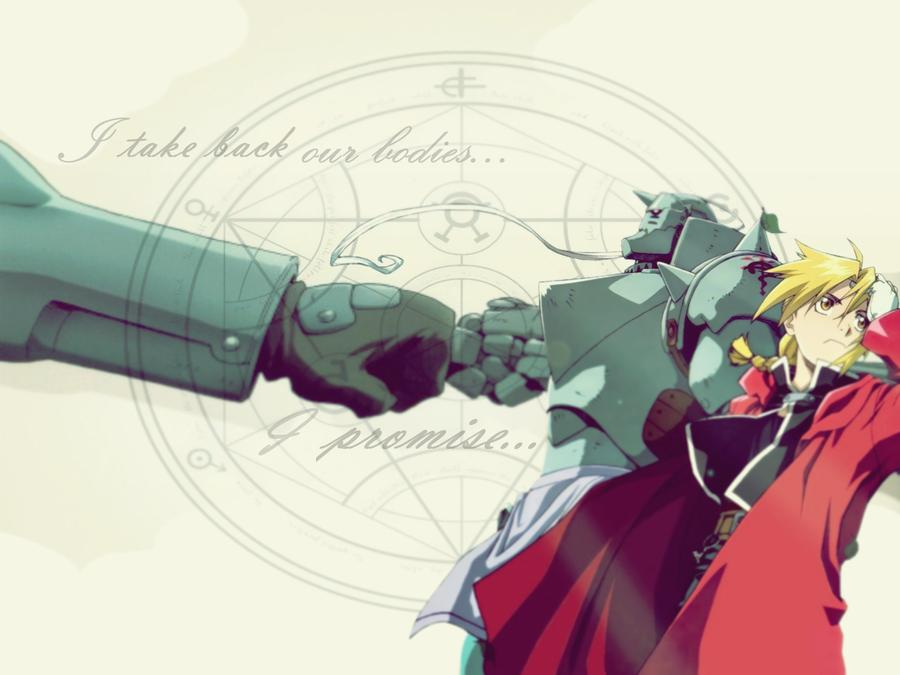 Elric Brothers wallpaper by XSoul ArtistX 900x675