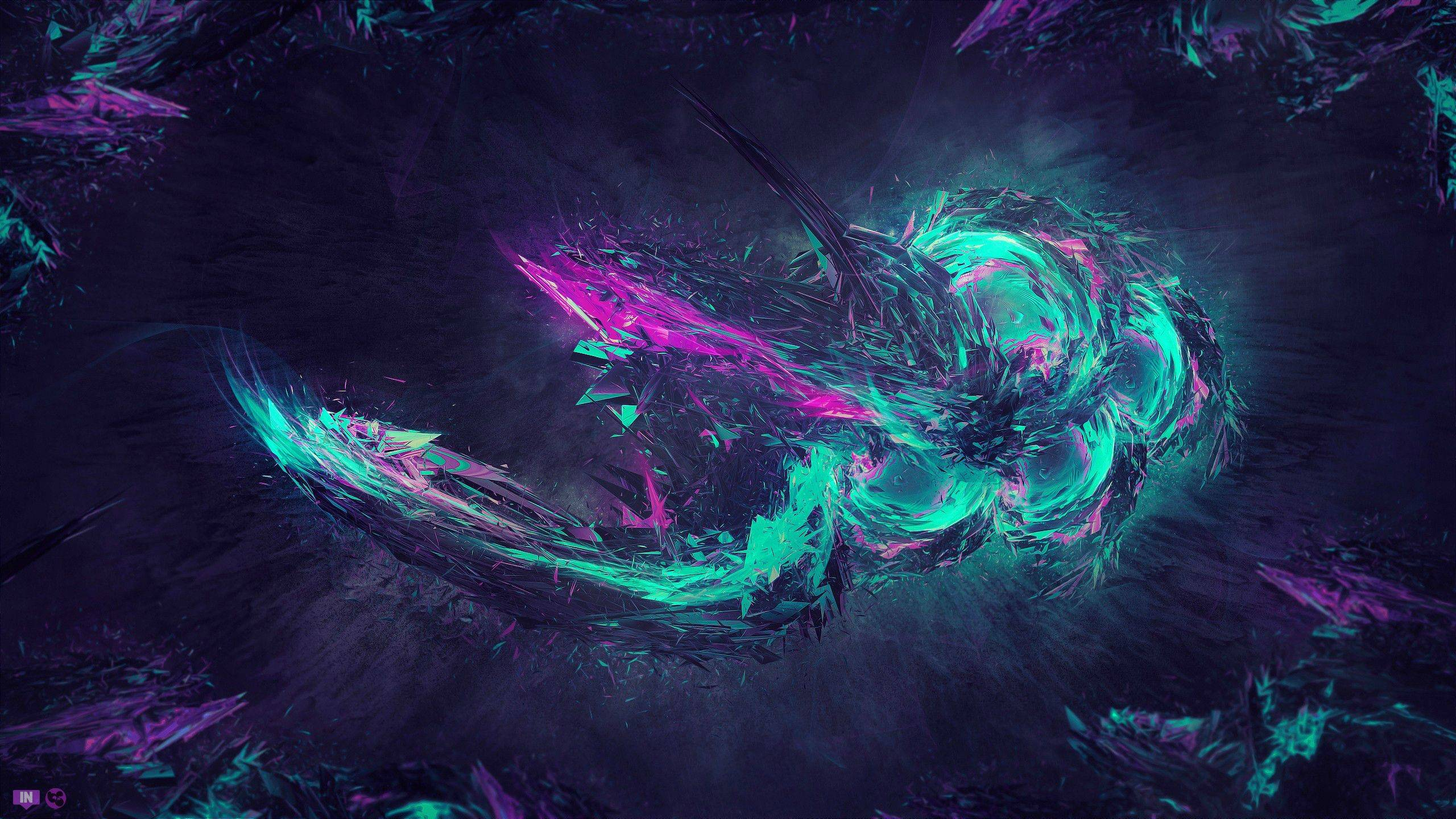 Purple Gaming Wallpapers   Top Purple Gaming Backgrounds 2560x1440