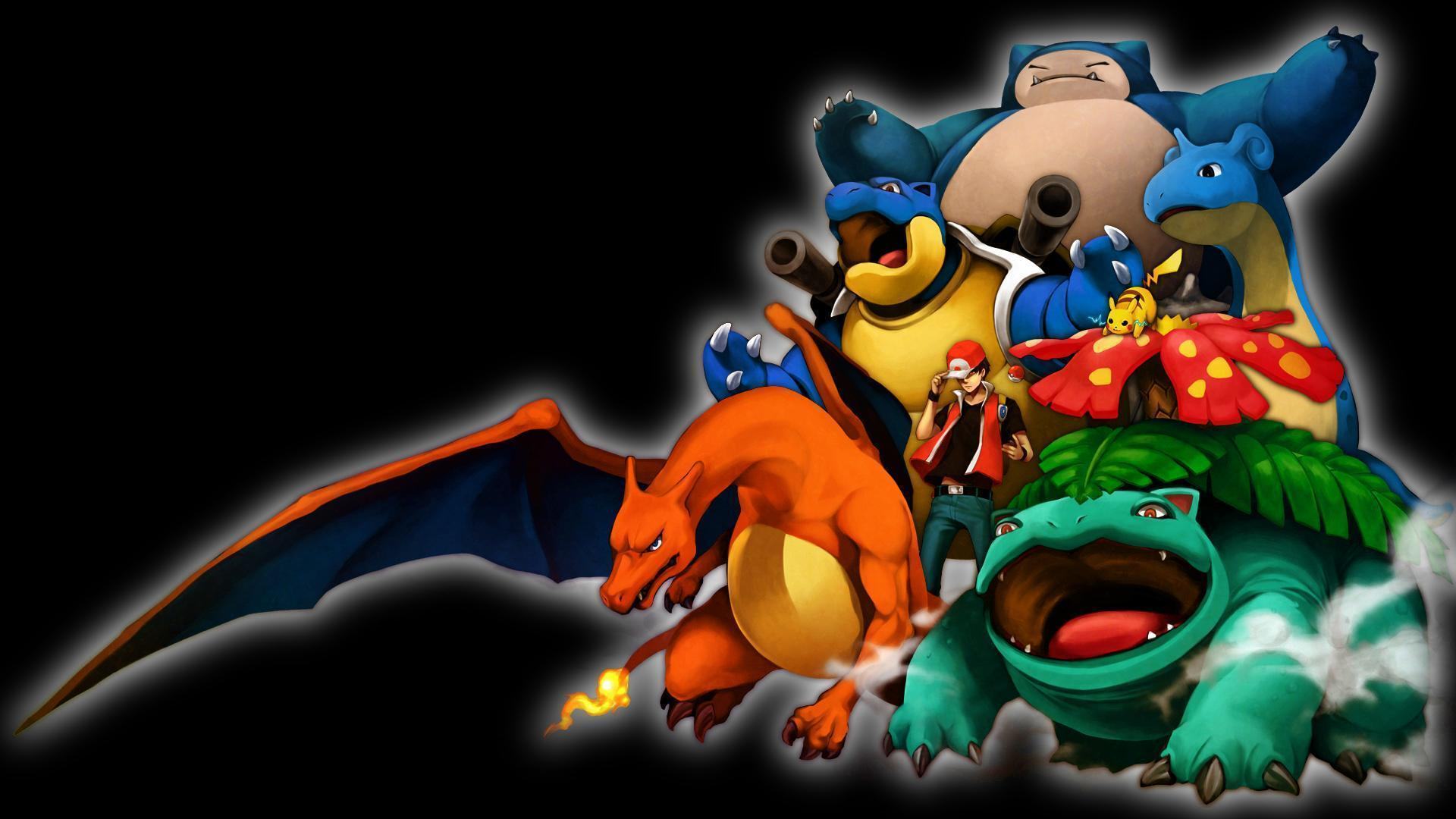 Pokemon Wallpapers 1920x1080 1920x1080
