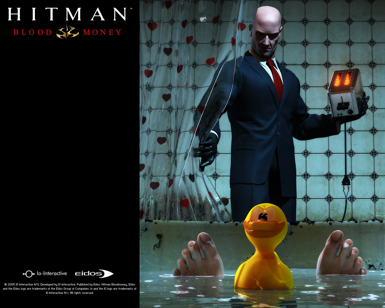 hitman wallpapers   Hitman Wallpaper 7638653 1280x1024
