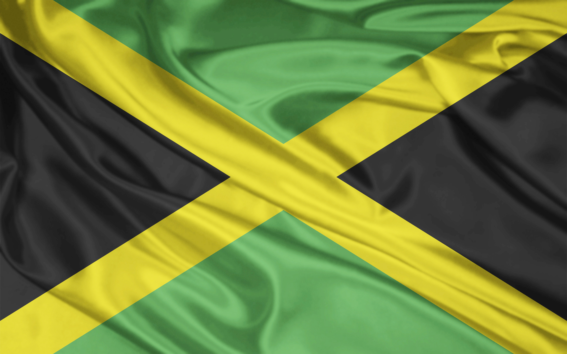 1920x1200 Jamaica Flag desktop PC and Mac wallpaper 1920x1200