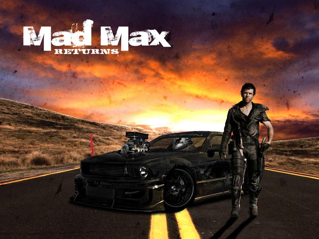 Mad Max Returns by amaru7 1024x768