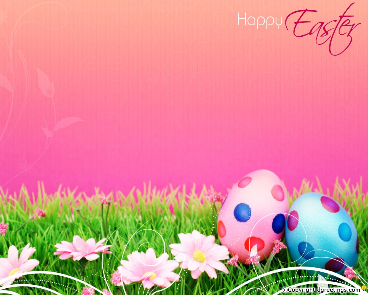 Easter Wallpaper 1 1280x1024