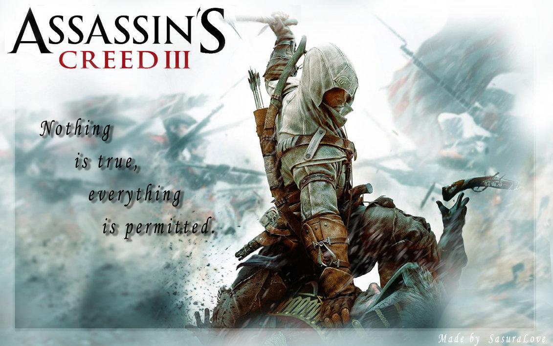 Assassins Creed Wallpaper 1080p: Assassin's Creed 3 Wallpaper 1080p