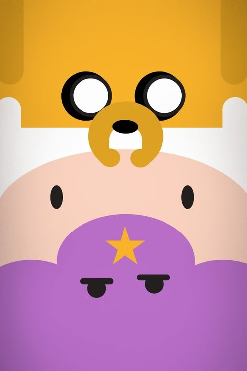 Adventure Time IPhone 4 Wallpaper