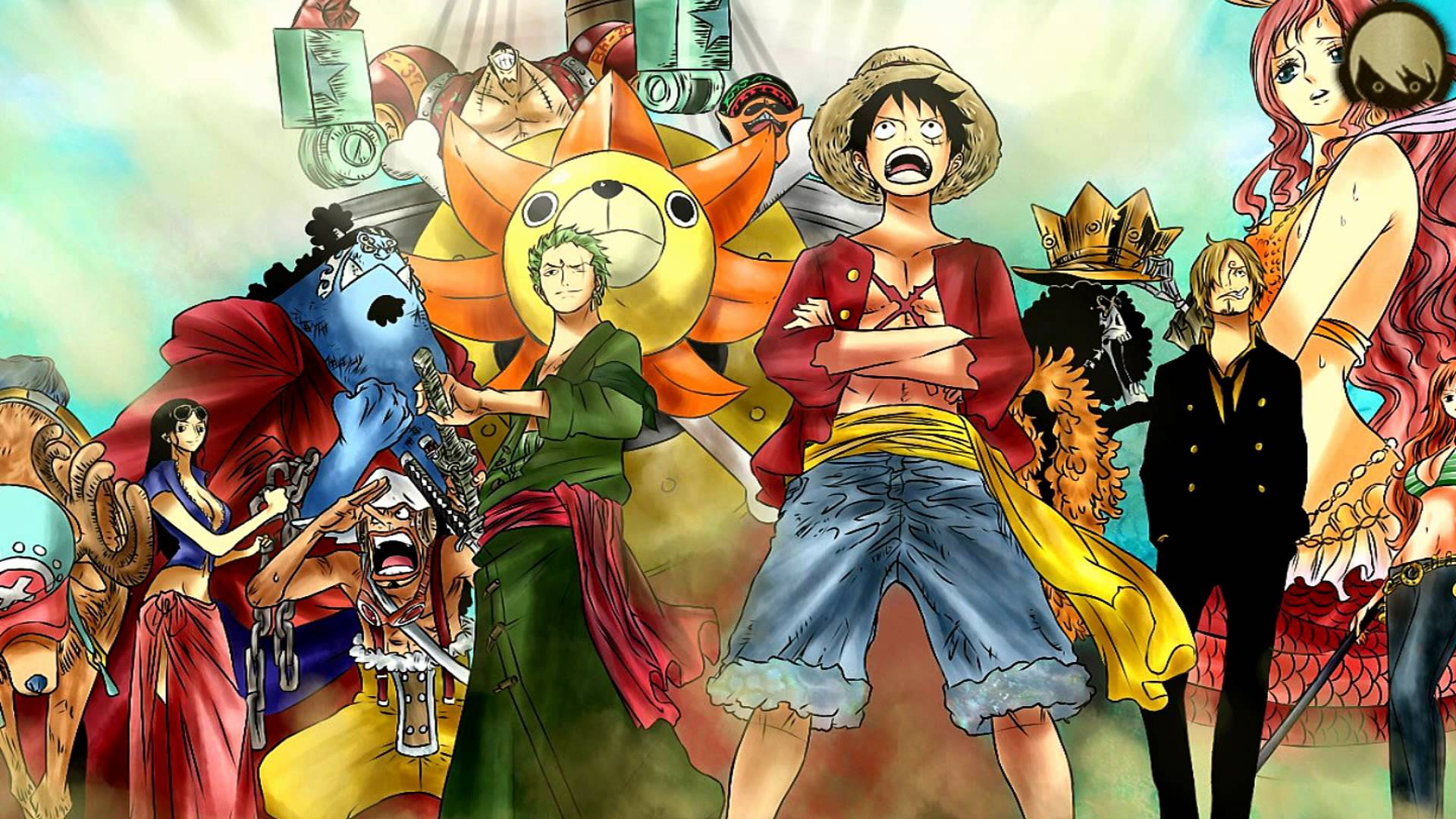 One Piece Epic HD Wallpapers and Photos   ImgHD Browse and Download 1920x1080