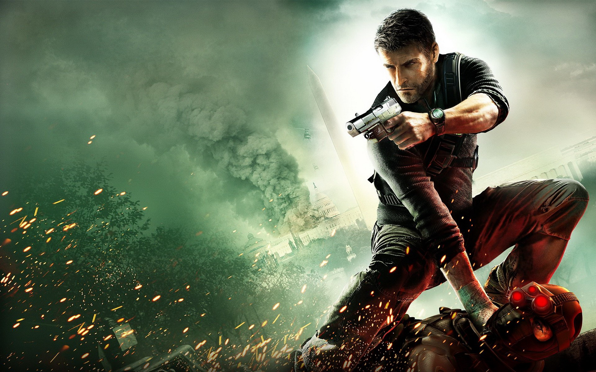 Splinter Cell Conviction 2010 Game Wallpapers HD Wallpapers 1920x1200