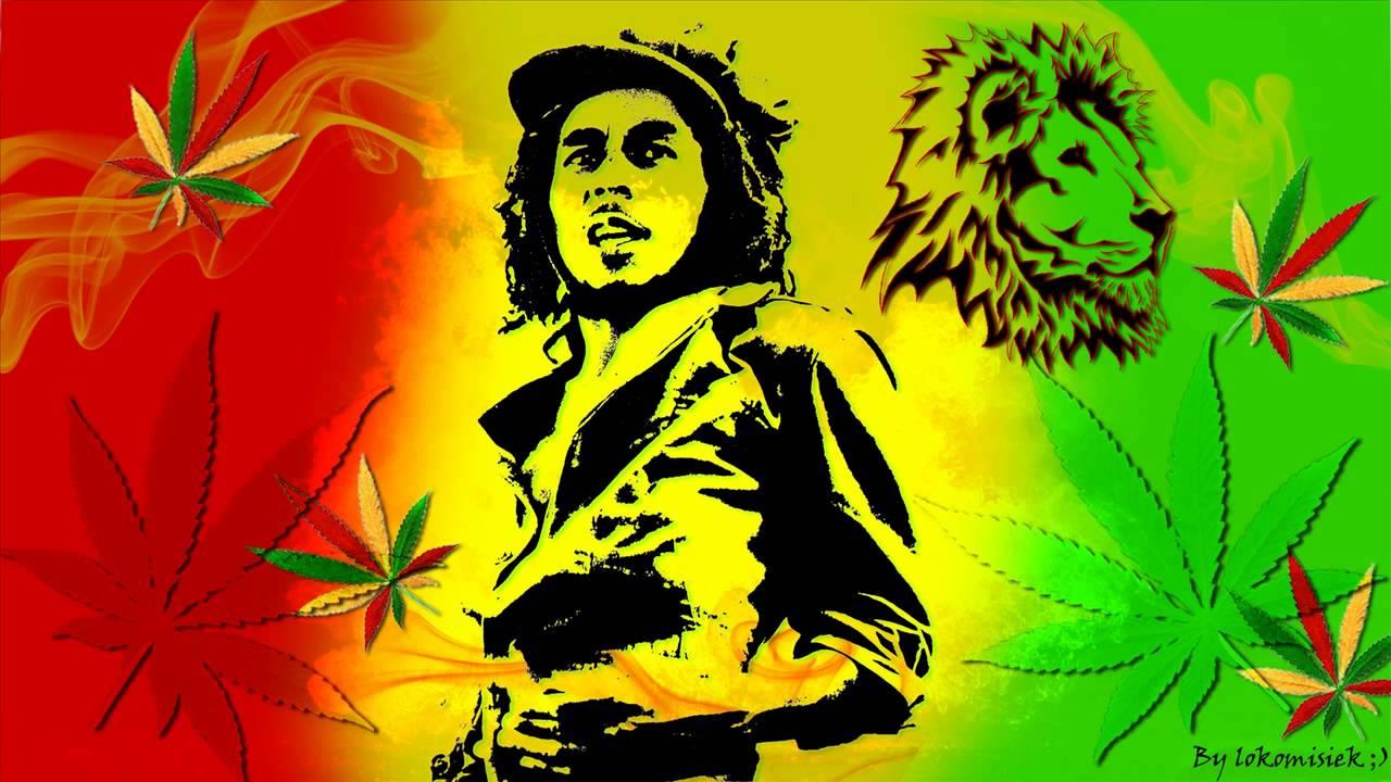 Jamaican Background Bob Marley Shadow. Image of Bob Marley (shadow) on ...