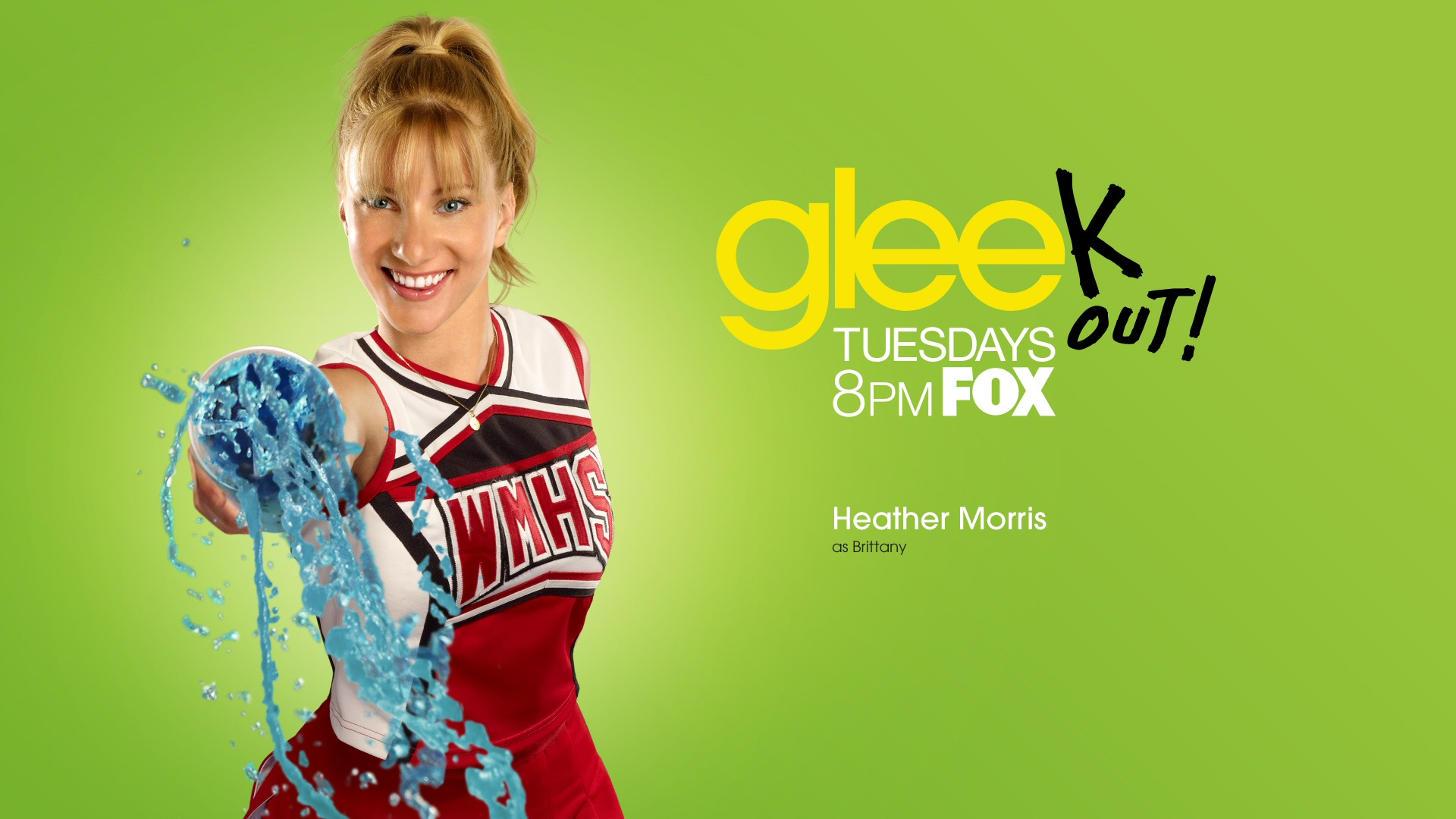 Glee Wallpapers 1920x1080