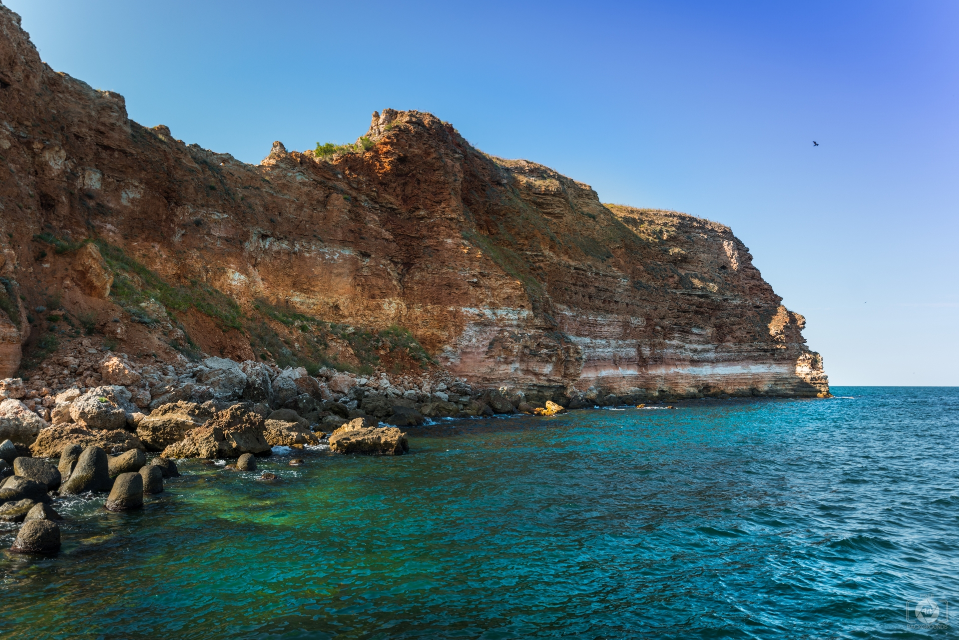 Sea Cliff Background   High quality Backgrounds 1920x1281