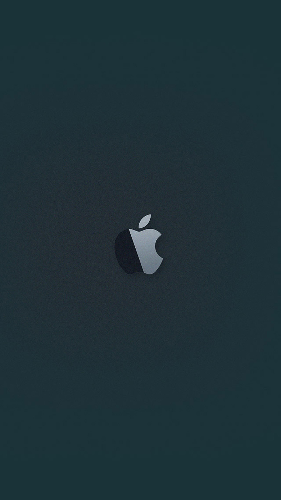 Apple Shiny Black Rear HD Wallpaper iPhone 6 plus wallpapersmobile 1080x1920