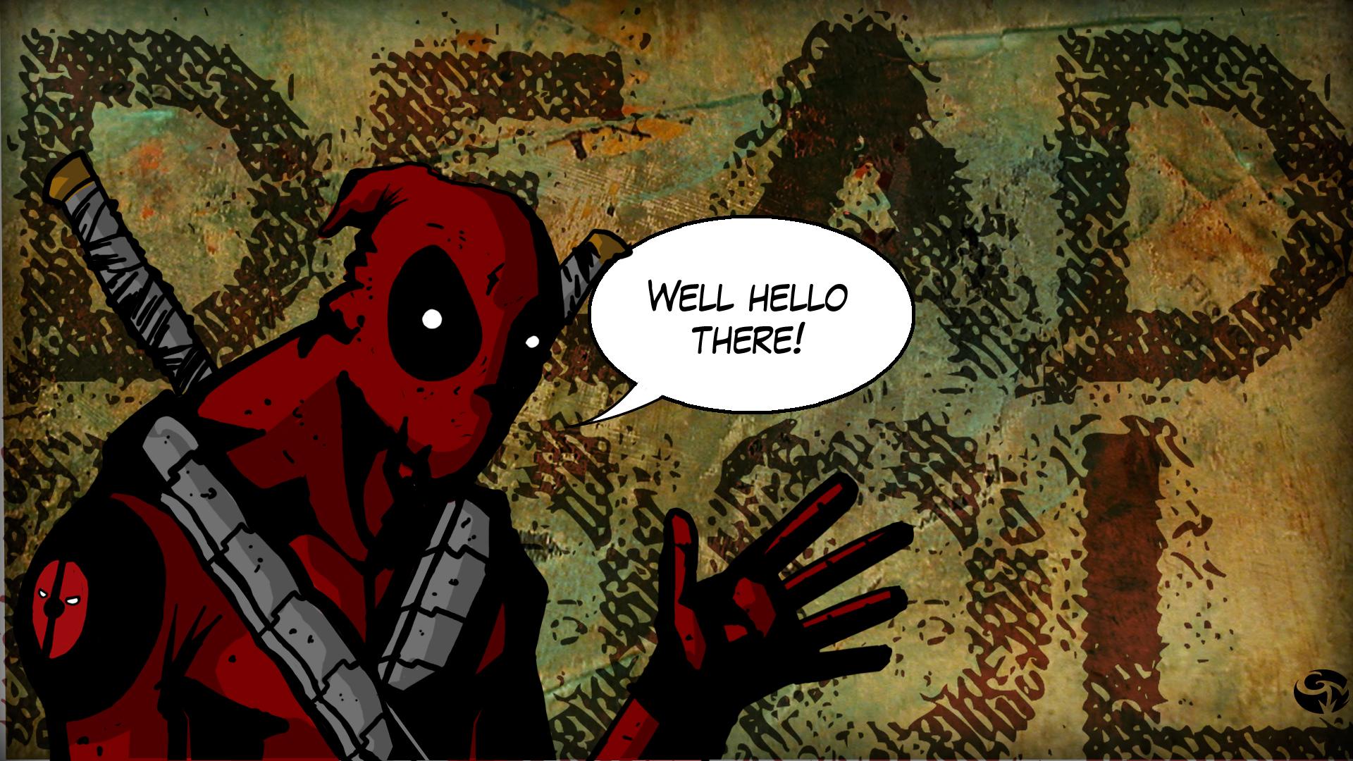 Deadpool Wallpaper 1080P 254318 1920x1080