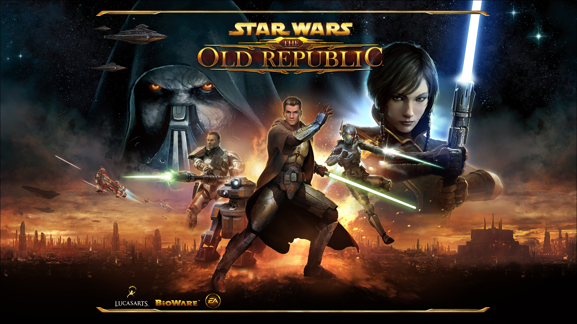 Star Wars The Old Republic to Play Impressions or is Just 1920x1080