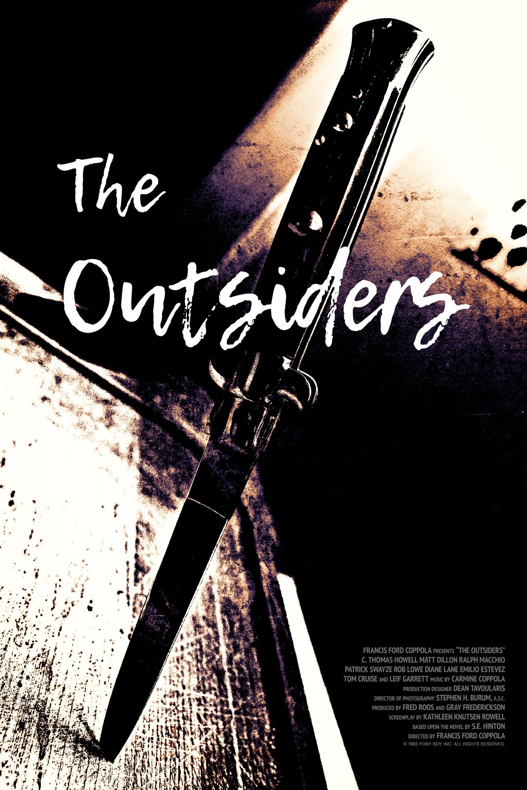 Best 47 Outsiders Background on HipWallpaper Outsiders 1080x1620