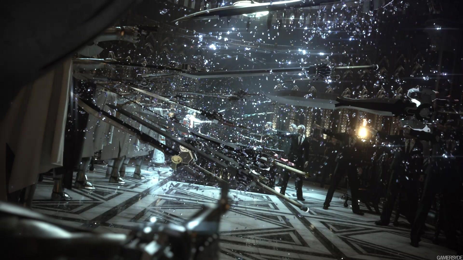 [46+] Final Fantasy XV Wallpaper on WallpaperSafari
