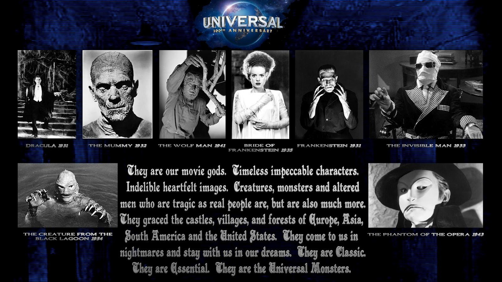 Dr Gangrenes Mad Blog The Universal Monsters are coming 1600x900