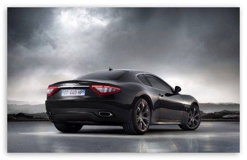 Maserati Car HD desktop wallpaper Widescreen High Definition 510x330