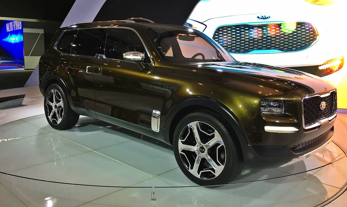 2019 Kia Telluride Review Design Pricing Release Date 1200x717