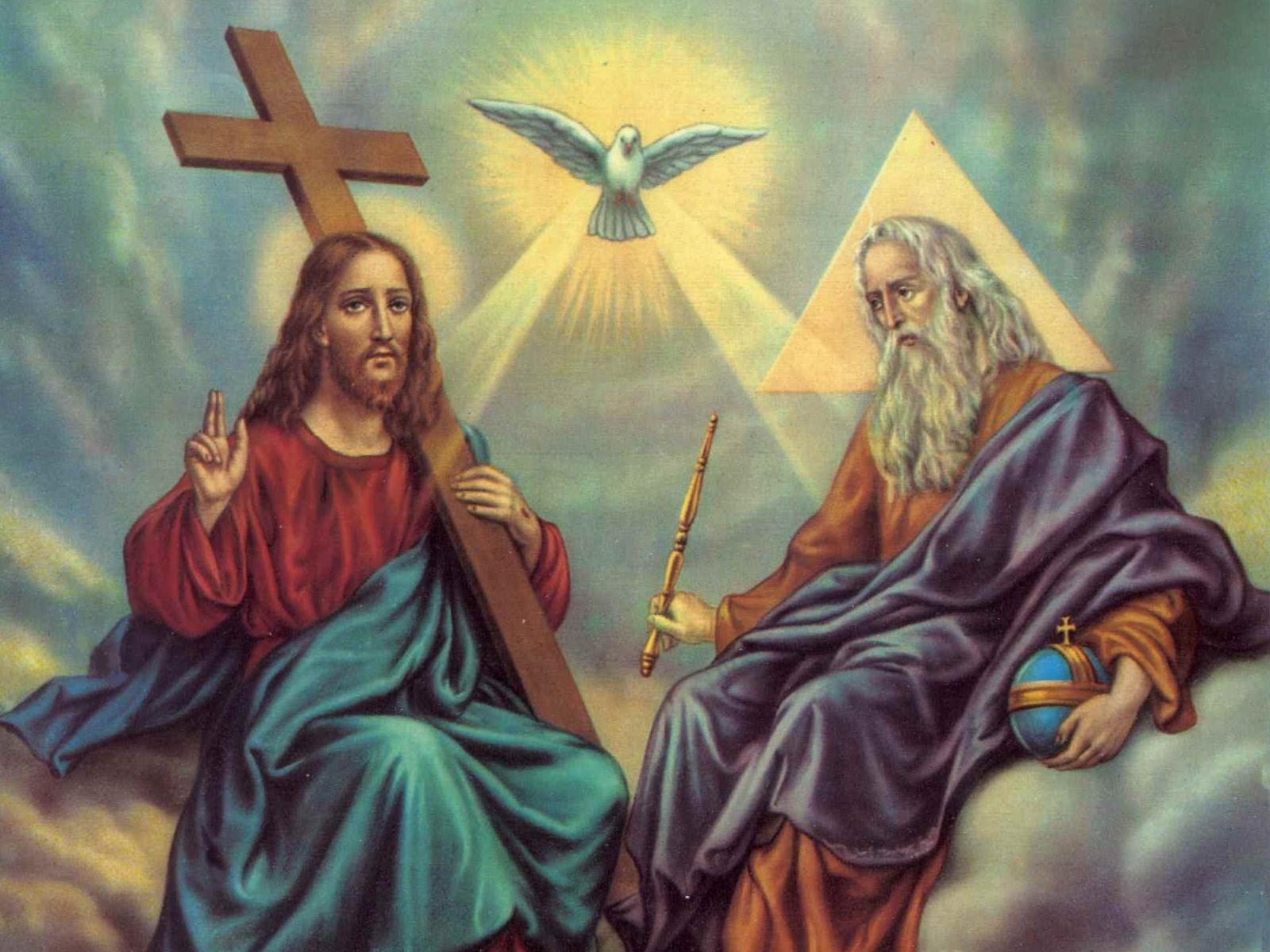 Why do Catholics believe that God is three Persons called the Holy 1600x1200