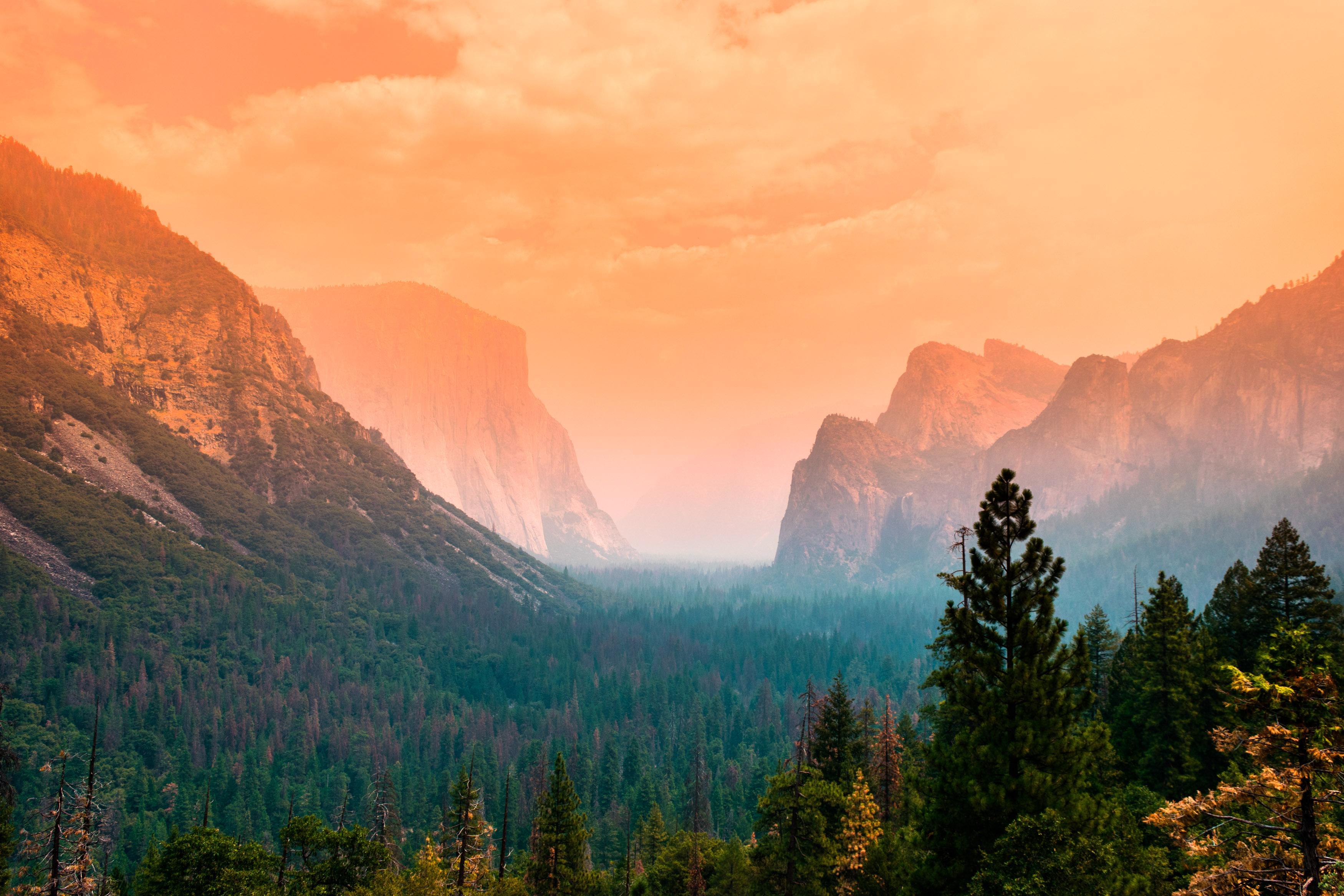 Summer in Yosemite [3500 x 2333] wallpapers 3500x2333