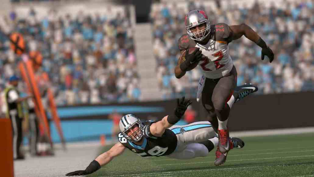 Play Armikrog Hue and Madden NFL 17 today on Xbox One OnMSFTcom 1031x580
