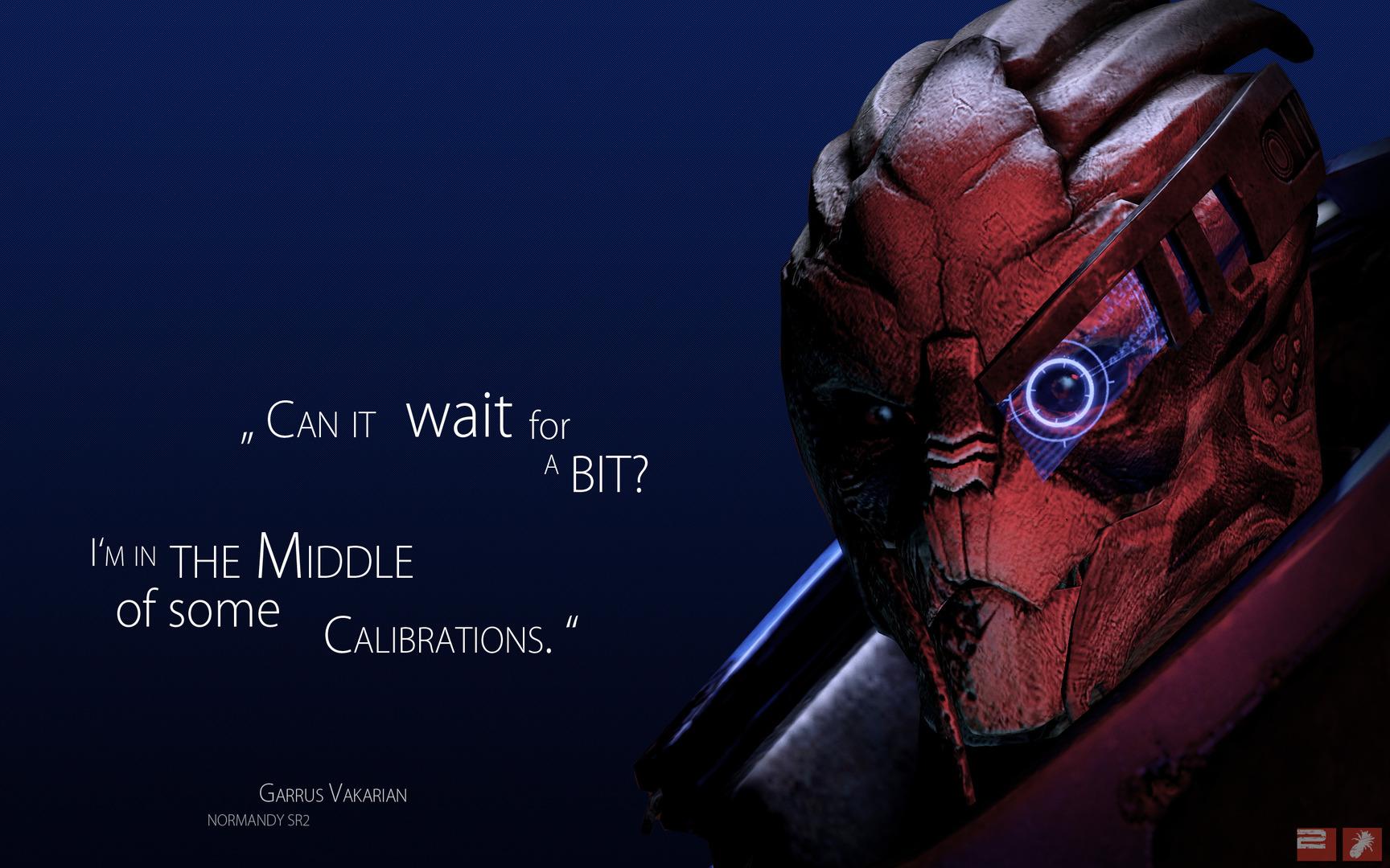 Download Garrus Vakarian   Mass Effect wallpaper 1728x1080