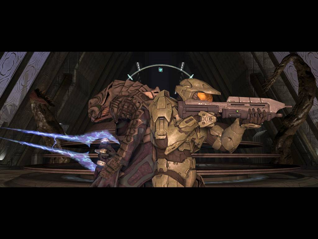 Free Download Master Chief And Arbiter Master Chief And The