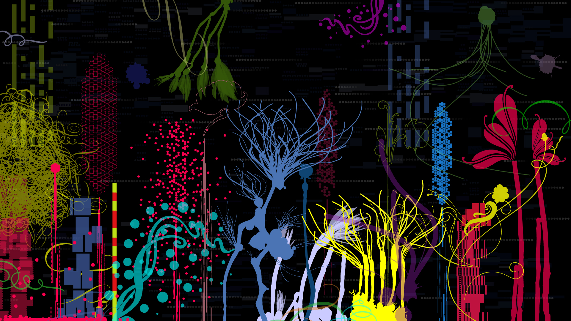 wallpaper pixeljunk amazing web background unique playstation 1920x1080