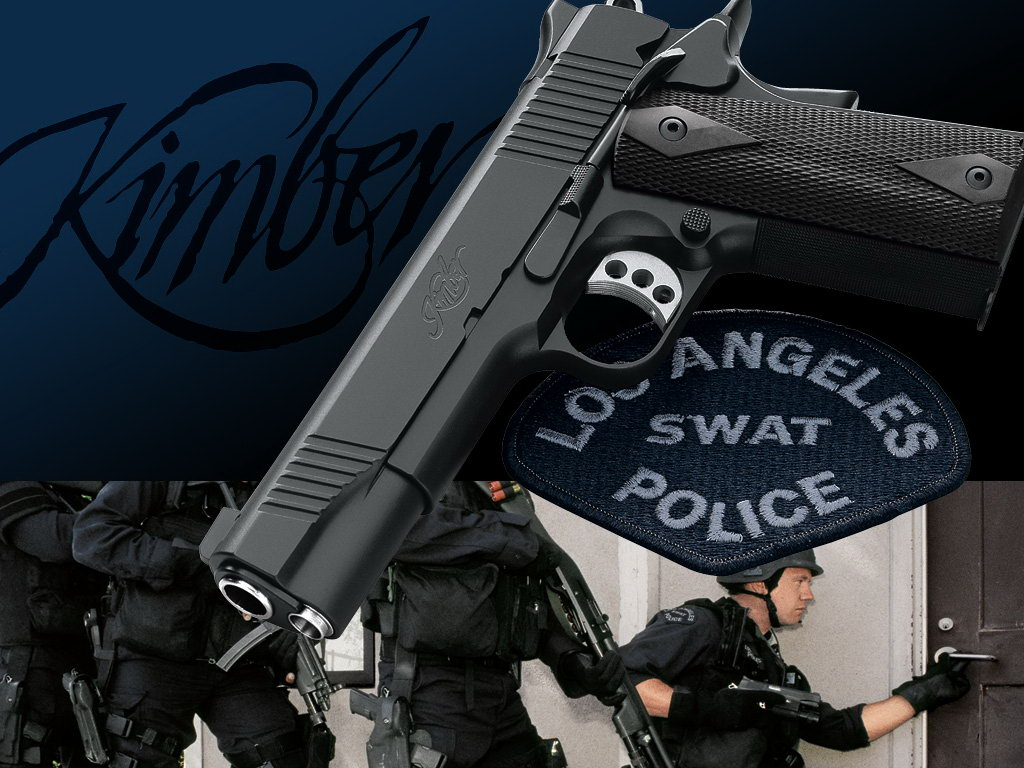 Lapd Swat Wallpaper