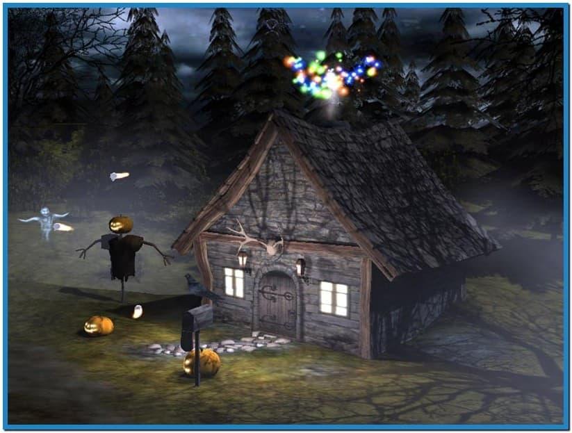 Animated halloween wallpaper screensavers   Download 823x623