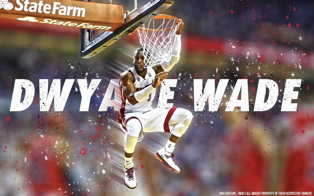Dwyane Wade Flash Wallpaper Dwyane wade by kevin tmac 1024x639