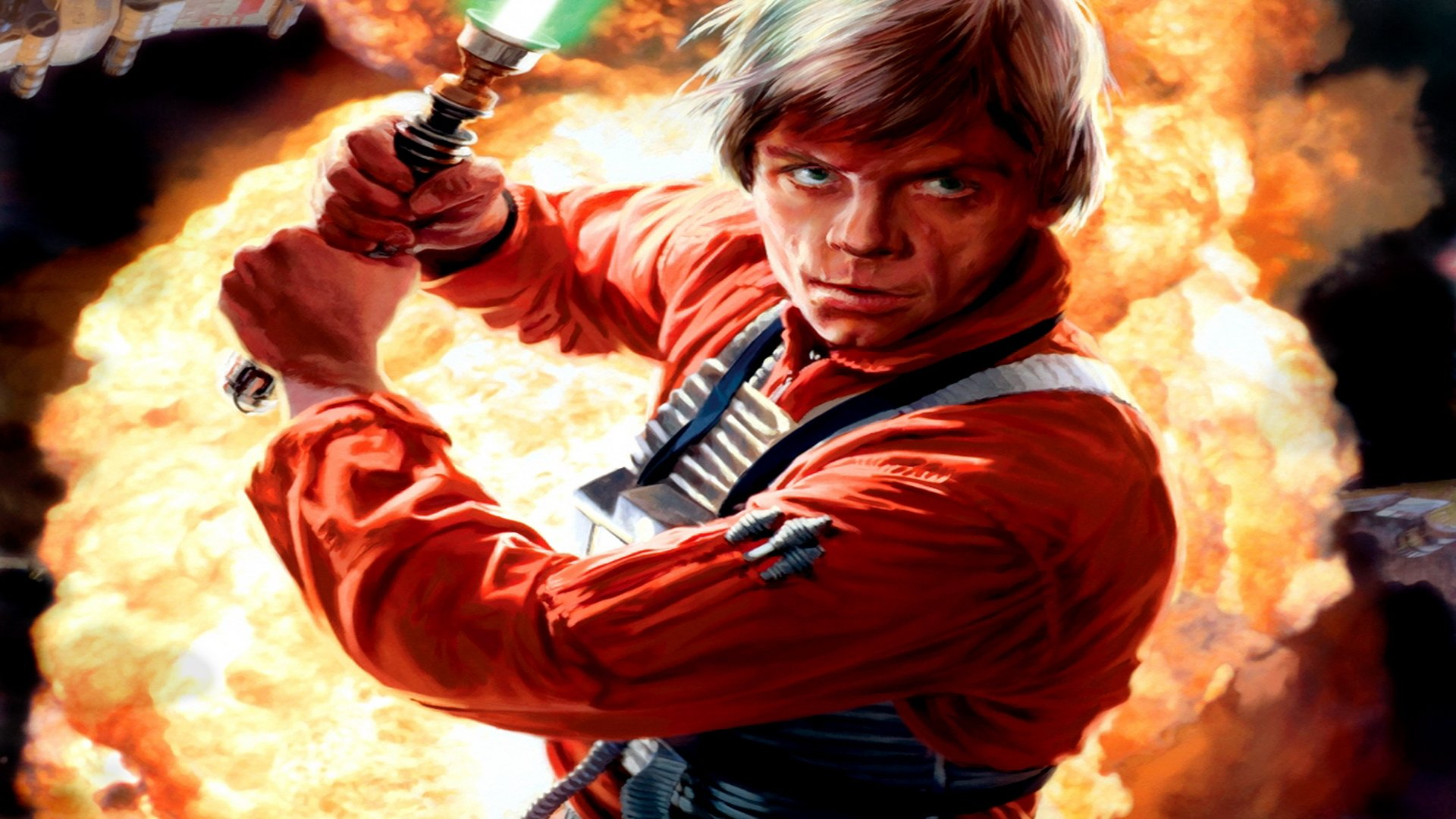 star wars luke skywalker wallpapers 15669 HD Desktop Wallpapers 1920x1080