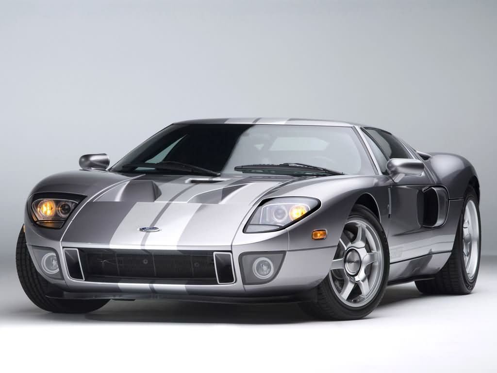HD Wallpapers High Definition Pictures Ford gt HD car Wallpapers 1024x768