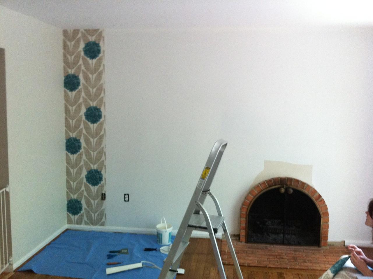 Read Fresh Medical News Behr Paint Over Wallpaper 1280x956