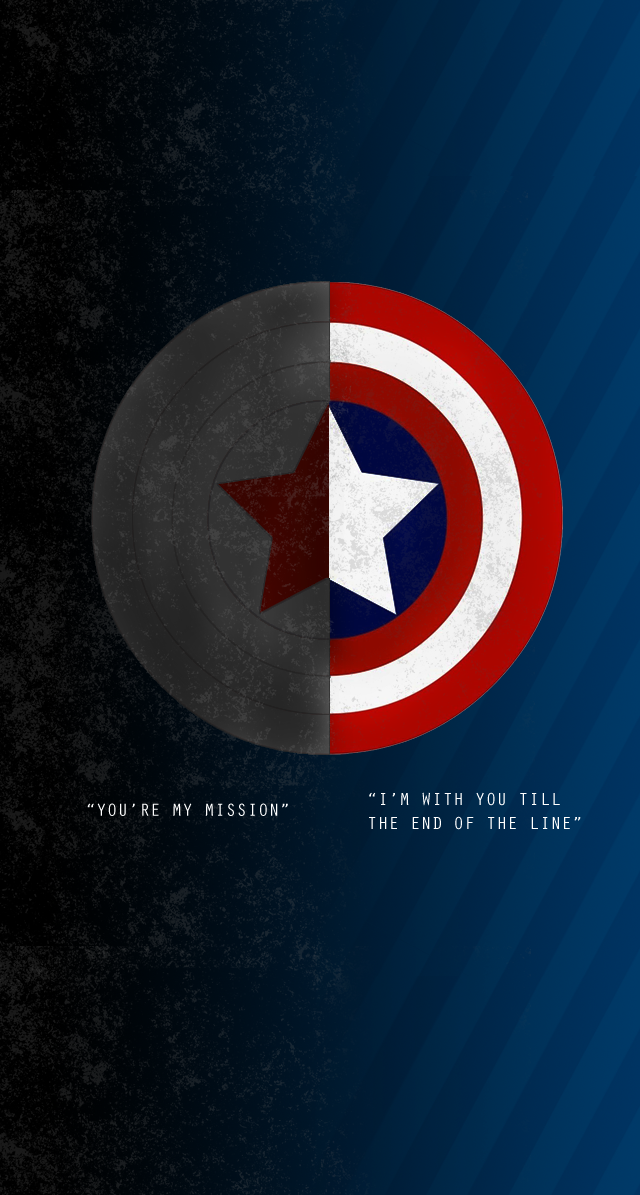 Captain America Shield Wallpaper Iphone   Google Search 640x1195