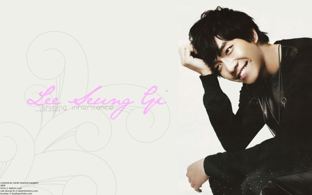 Exclusive Lee Seung Gi Cute Boy HD Wallpaper Dekstop background 1024x640