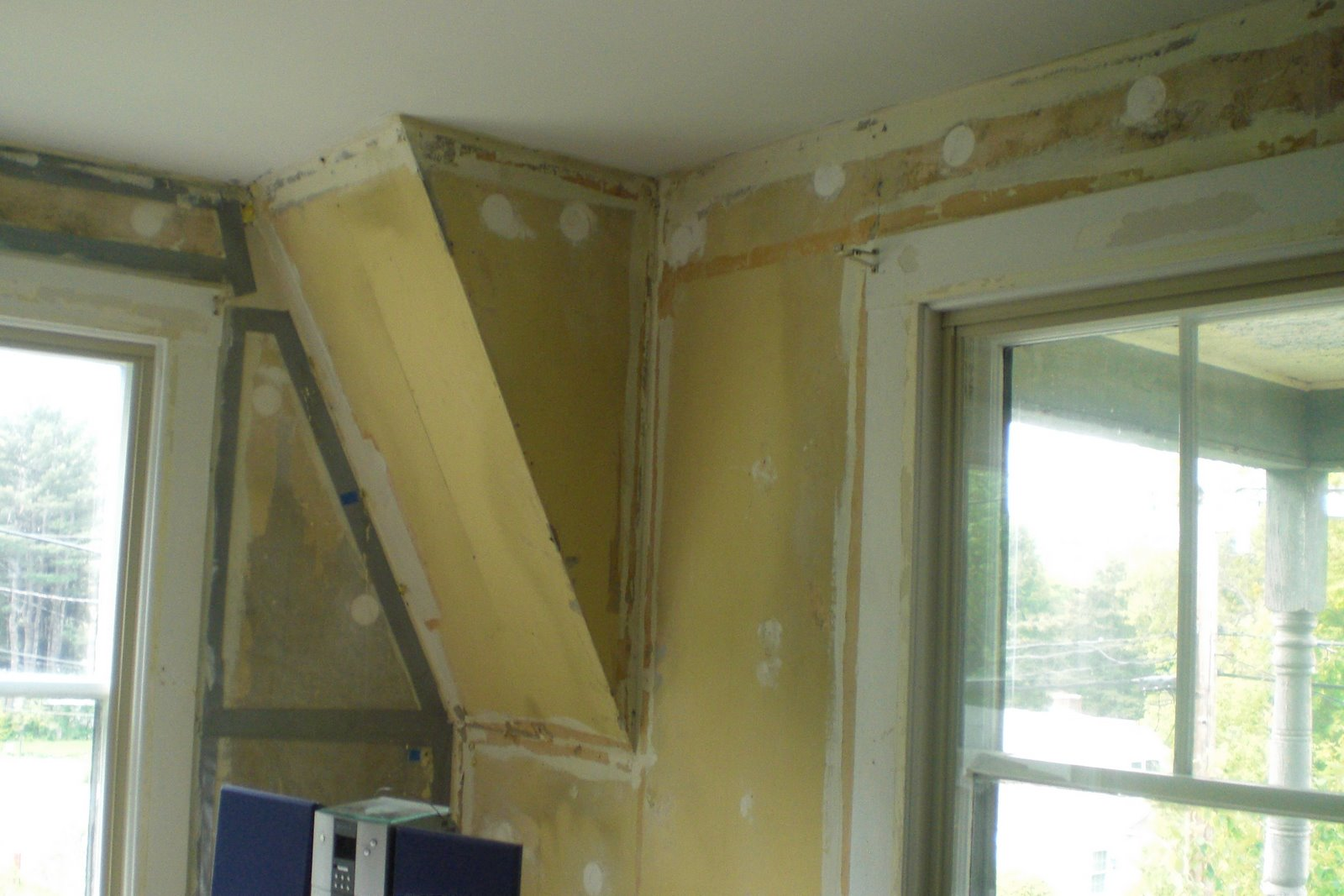 How To Remove Old Wallpaper 1600x1067