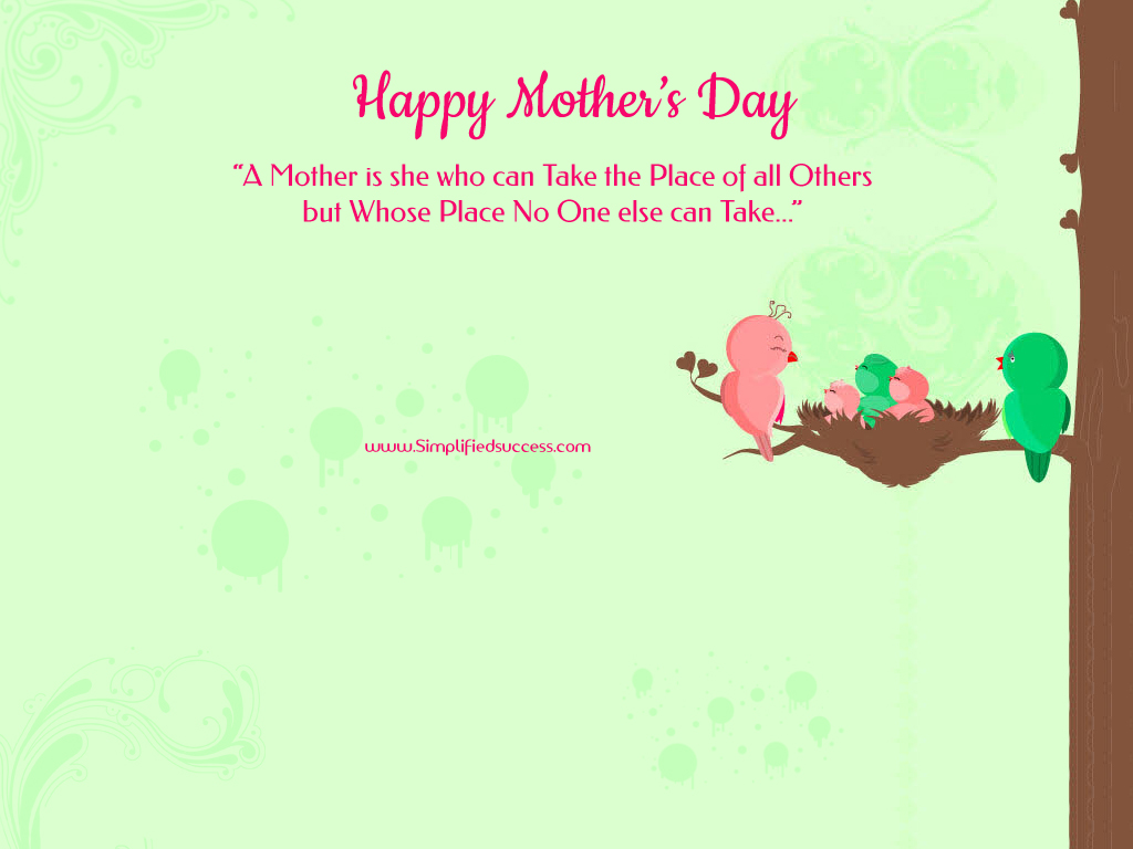 Mother's Day Ideas Wallpapers