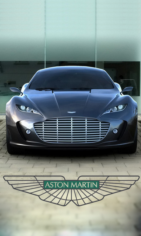 Download Aston Martin Mobile Phone Wallpaper   MobileSMSPKnet 480x800